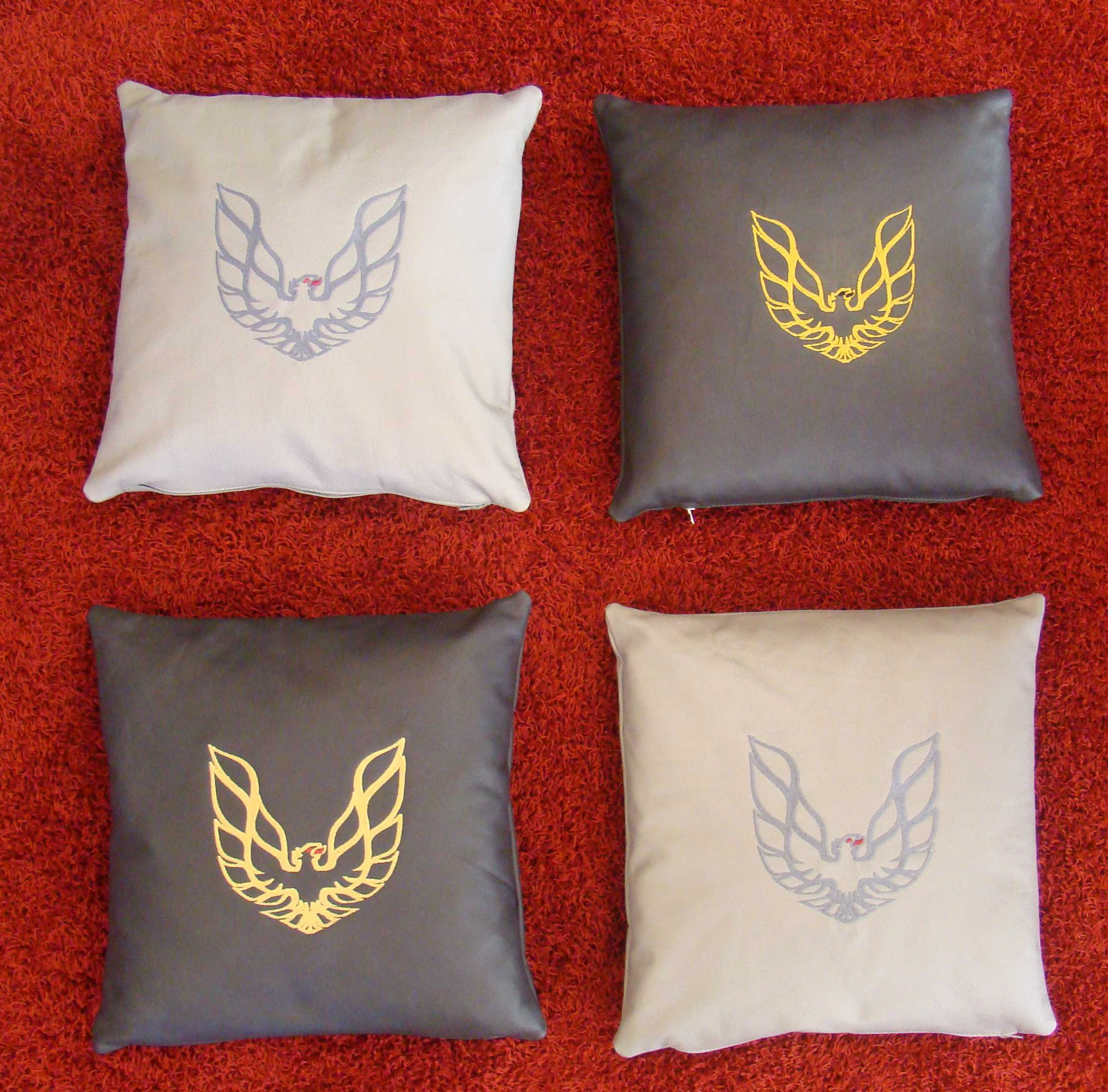 Firebird Trans Am pillow cover