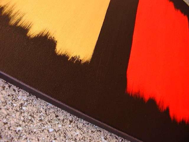 Bildgruppierung in Acryl