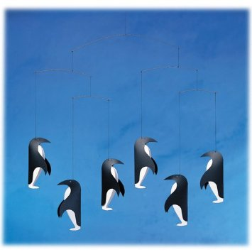Designer Mobile Flensted Pinguine